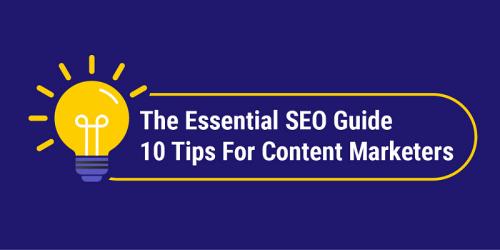 SEO & Marketing Tips & Tricks - cover