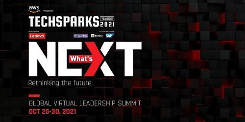 Rethink the future and enable what's next at TechSparks 2021, India's most influential startup-tech conference