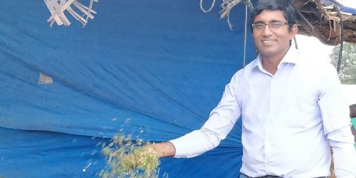 He quit his US job, returned to India and bought 20 cows. Now his dairy brand earns Rs 44 Cr revenue
