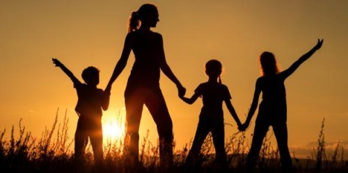 Study Shows The Family Size That Makes Parents The Happiest
