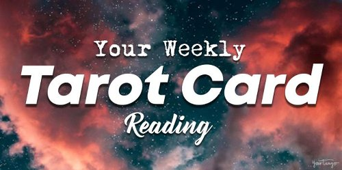 Your One Card Tarot Reading For The Week Of April 19 - 25, 2021
