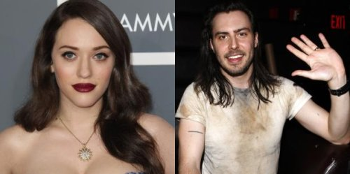 Kat Dennings And Andrew W.K. Are Engaged! A Look At Their Whirlwind Romance