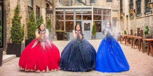 8 Gorgeous Quinceañera Dresses (Quince Gowns) To Make Any Teen Feel Like A Princess