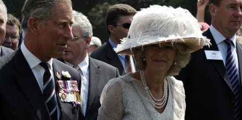Simon Dorante-Day Claims He's The Secret Love Child Of Prince Charles And Camilla