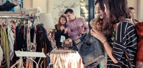 Help!—I'm Clothes Shopping With My Teenage Daughter