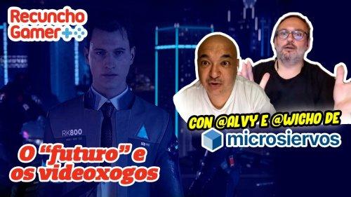 Entrevista en Recuncho Gamer