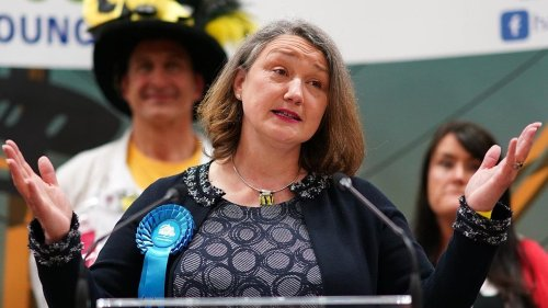 Tories take Hartlepool in historic Red Wall by-election victory
