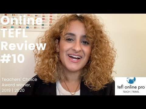 TEFL Online Pro Reviews   Best Online TEFL TESOL 2021