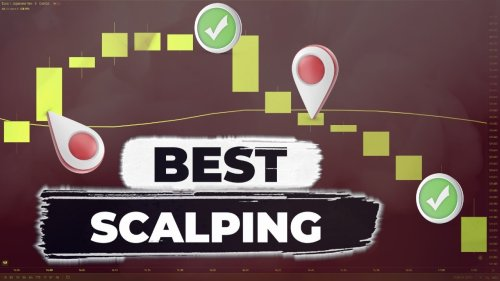 Best Scalping Trading Strategy For Beginners | How To Scalp Forex & Stock Market Effortlessly