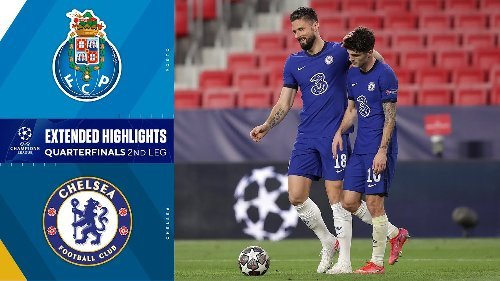 Chelsea vs. FC Porto: Extended Highlights | UCL CBS Sports