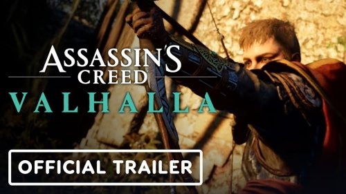 Assassin's Creed Valhalla - Official Expansions Trailer   E3 2021