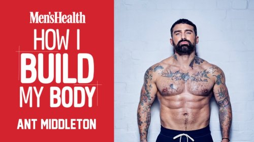 ANT MIDDLETON   The Special Forces Veteran Shares His Full-Body Workout for True Strength