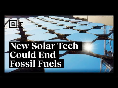 How concentrated Solar Power could fuel the Future