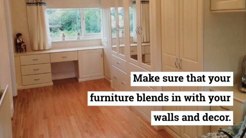 Features of Fitted Bedrooms | www.paramountbathrooms.co.uk | Call: +442392586616