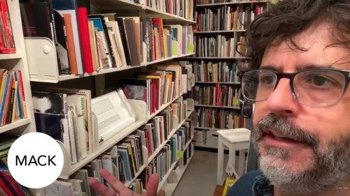 Alec Soth: a tour of my bookshelf