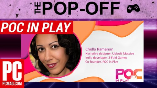 PoC in Play: Making a Better Games Industry for Black People and Beyond