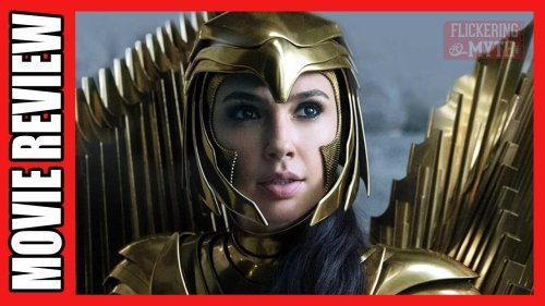 WONDER WOMAN 1984 Review - The DCEU's Most Hopeful Film