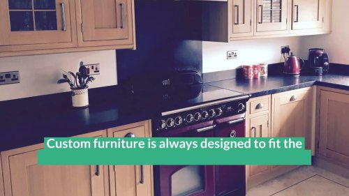 Custom Fitted Kitchens UK