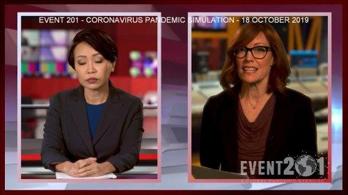 Event 201: Coronavirus Misinformation & Disinformation