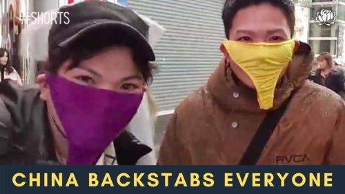 """Forget Doklam; China used underwear to make masks for Pakistan"" | Amb. Deepak Vohra ji | #Shorts"