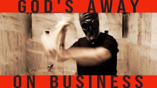 God's Away On Business (Audio) (Tom Waits Cover)