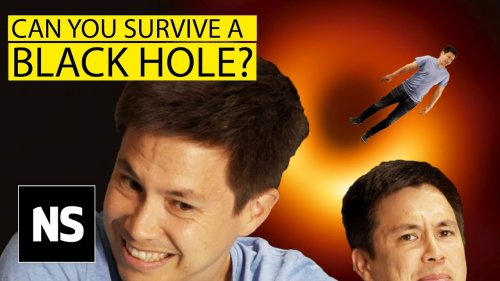What is a black hole? And what would happen if you fell in?   Science with Sam