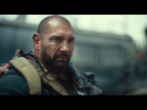 Army of the Dead Movie Trailer #1 - Starring Dave Bautista