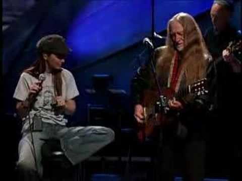 """It Doesn't Get Much Better Than Willie Nelson & Shania Twain Singing """"Blue Eyes Crying In The Rain"""" Together"""