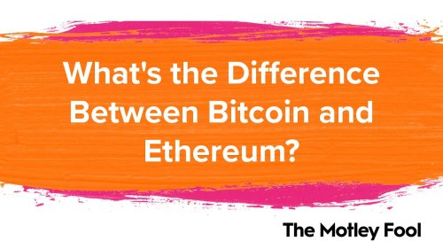 What's the Difference Between Bitcoin and Ethereum?