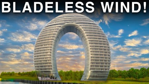 This INSANE Invention can send Wind Turbines to The Past!