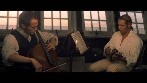Master and Commander violin cello duet part2