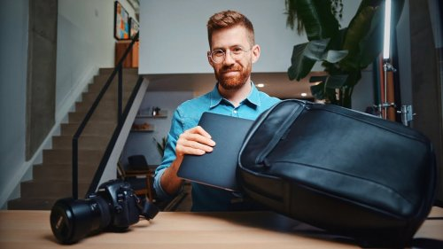 What's in my Travel Tech Bag