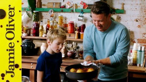 Ultimate Sausage Casserole | Keep Cooking Family Favourites | Jamie Oliver