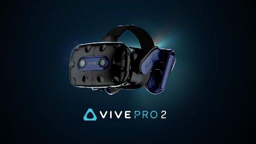 Meet VIVE Pro 2 | VIVE