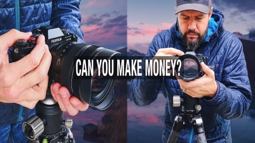 Want to make MONEY with LANDSCAPE Photography? DO THIS. (2020 Income Results)
