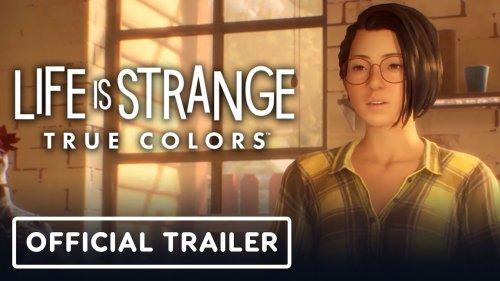 Life Is Strange: True Colors - Official Trailer   E3 2021