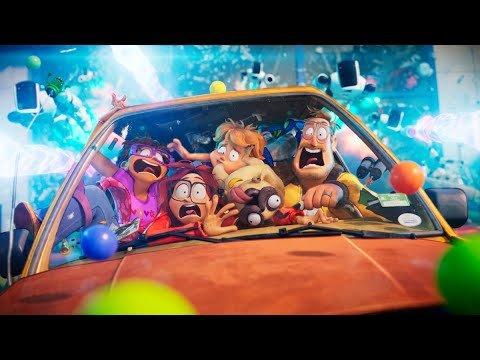 Mitchells vs. The Machines Trailer - New Netflix Movie