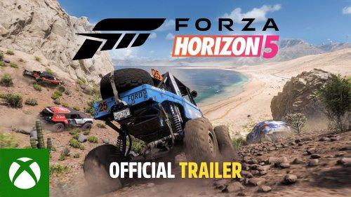 Forza Horizon 5 Official Announce Trailer