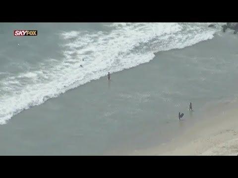 17 million gallons of sewage spills into ocean; beaches between El Segundo, Dockweiler closed