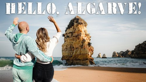 Algarve: Back to the Beaches, Food and Endless FUN   Visiting Portugal in 2021 😎