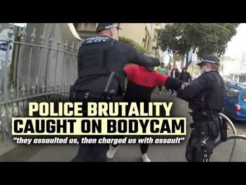 Police bodycam proves the mainstream media was HIDING the truth