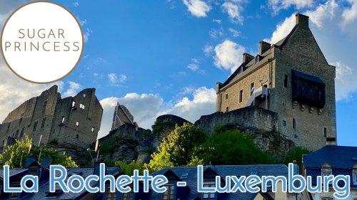 Luxemburg-Tour: Anreise, Campingplatz Birkelt und erster Besuch in La Rochette   Sugarprincess Vlog