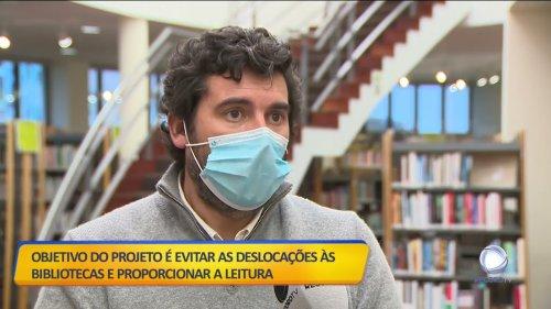 Bibliotecas de Oeiras entregam livros em casa