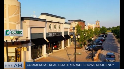 BRN AM | Commercial real estate shows resiliency &  remains a standard in retirement plan portfolios