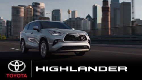 Toyota Highlander (Gasoline) | Forever Calm, Always Bold | TOYOTA | Hüseyin GÜZEL