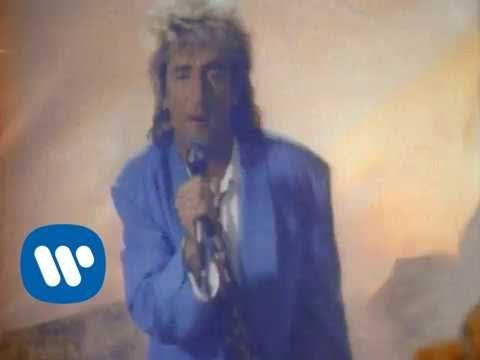 Rod Stewart - My Heart Can't Tell Me No (Official Video)