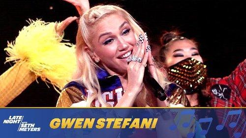 Gwen Stefani: Slow Clap