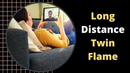 Long Distance Twin Flame Relationships