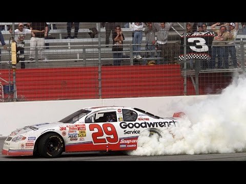 20 Years Ago Today, Kevin Harvick Scored An Emotional First NASCAR Cup Series Win After Replacing Dale Earnhardt
