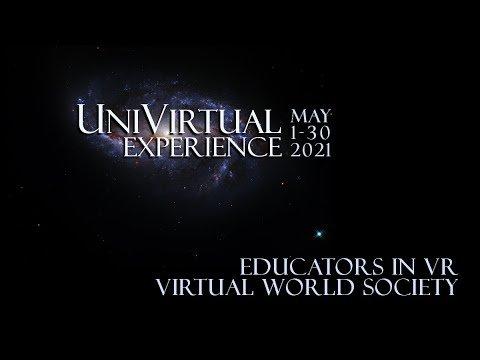 UniVirtual Experience 2021 Opening Ceremony Tribute
